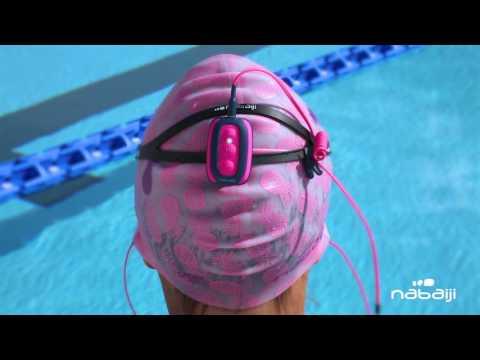 Mp3 Swimmusic 100 Nabaiji - Fonctionnalités