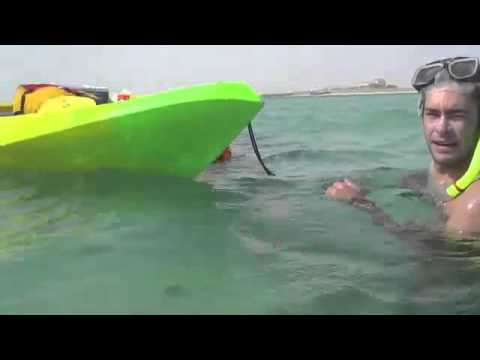 Kayaking in Qatar, Doha, Snorking in Qatar
