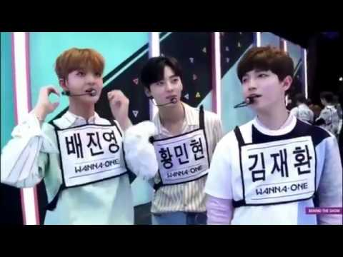 Wanna One Reaction When Meet Kim Samuel