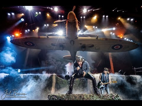 IRON MAIDEN - Rock In Rio 2019 (Full HD Concert)