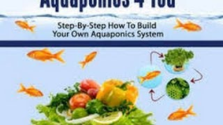 Aquaponics Systems / Hydroponics Systems - Learn To Build Your Own Aquaponics Or Hydroponics System