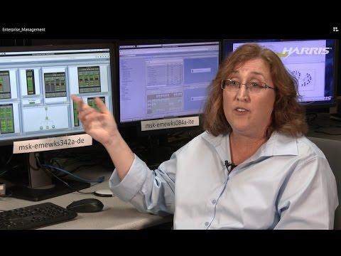 Harris Corporation - GOES-R Ground System Enterprise Management