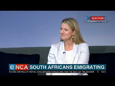 South Africans emigrating