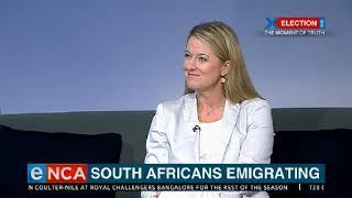 South Africans emigrating