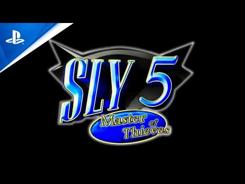 SLY 5 MASTER OF THIEVES LEAKED TRAILER 2017!!! streaming vf