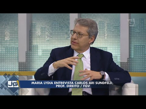 Maria Lydia entrevista Carlos Ari Sundfeld, prof. Direito/FGV