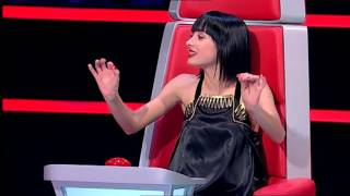 "Nádia Marques -""The House of the Rising Sun"" - The Voice Portugal - Provas Cegas - Season 2"