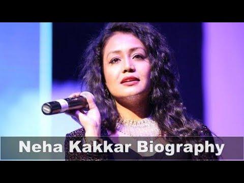 Neha Kakkar Height Weight Age Family Education Biography Youtube