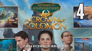 Hidden Expedition 7: The Crown of Solomon CE [04] w/YourGibs, Arglefumph - ARCTIC RESEARCH STATION