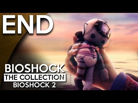 Let's Play BioShock 2 Remastered Part 31 Ending - Sofia Lamb [BioShock Collection Blind Gameplay]