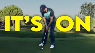 IT'S COME BACK TIME?! - PGA Sultan Course vs Rick Shiels - Part 3