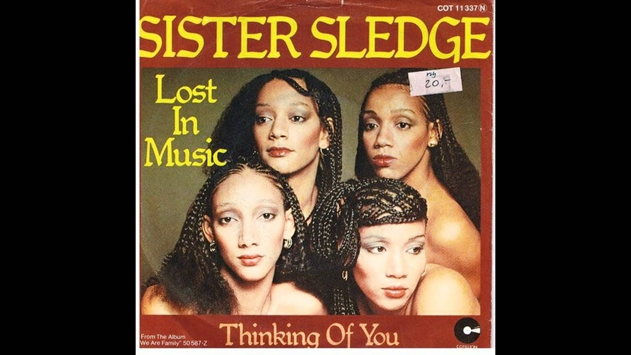 Sister Sledge All American Girls