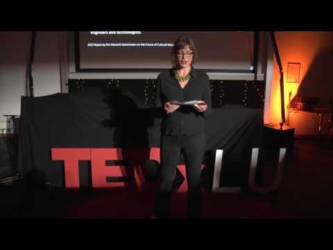 Do books still matter? The Future of Literature in the UK. | Emily Spiers | TEDxLancasterU