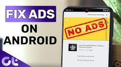 Too Many Pop-up Ads on Android? Here's How to FIX Full Screen Ads    Guiding Tech