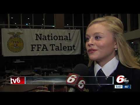 National FFA Convention takes over downtown Indianapolis