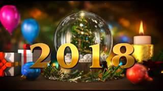 Детский сад Солнышко Новый год 2018