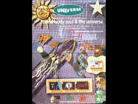 DJ Producer & Tanith Universe Mind Body and Soul 1992 Pt1