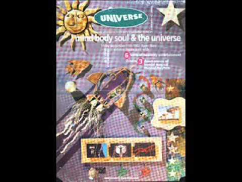DJ Producer & Tanith Universe Mind Body and Soul 1992 Pt1