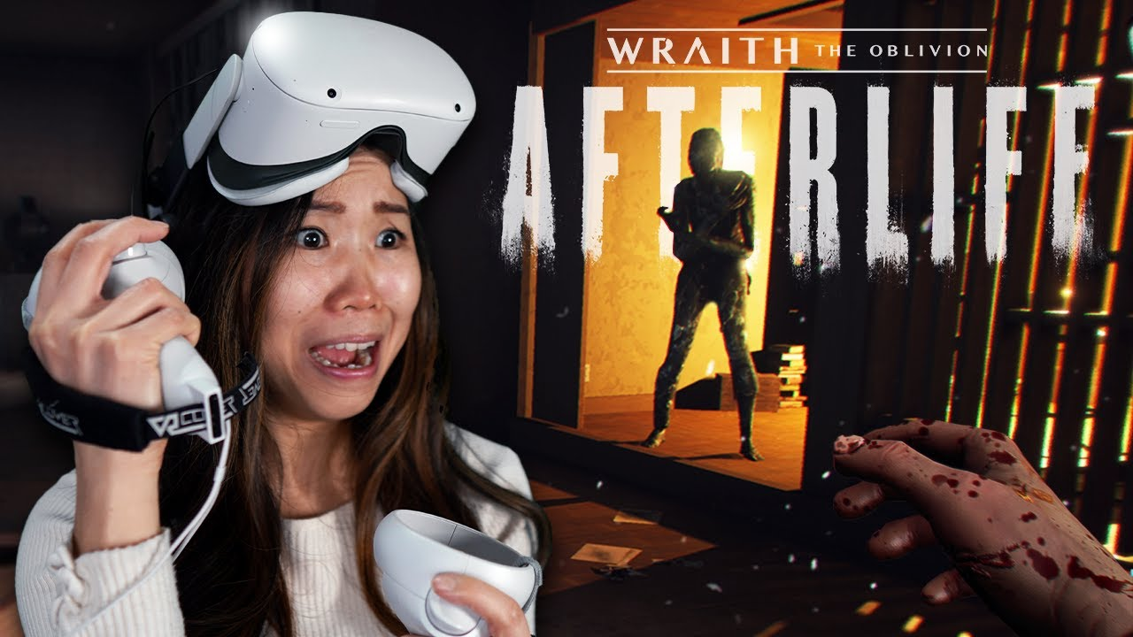 First Look At TERRIFYING VR Horror Wraith: The Oblivion Afterlife (Oculus Quest 2 Gameplay)