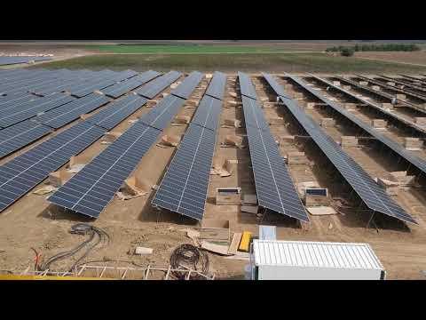 10 MW Grunkraft Solar PV Plant