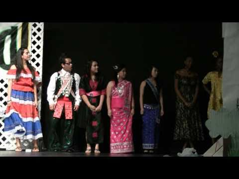 group1 models - AHS International Night 11