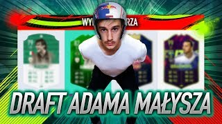 DRAFT ADAMA MAŁYSZA! WALKOUT! FIFA 19 Ultimate Team