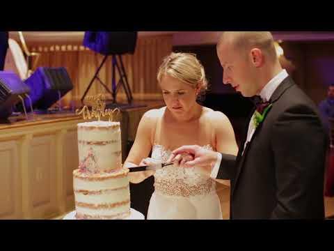 Ryan & Michelle's Wedding Day