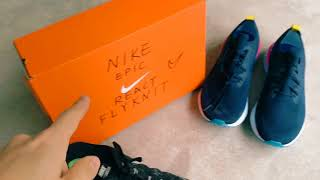 706968e9ae5b2 NIke Epic React Flyknit 值得买吗?-Nike Epic React Flyknit Unboxing.