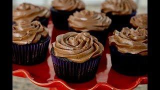 Cách Làm Bánh Cupcake Sô Cô La  Ngon Nhất - Chocolate Cupcakes