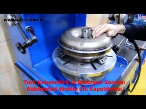 Tork Konvertörü (Şanzıman Türbünü) Tamiri ve Revizyonu - [ATCO]