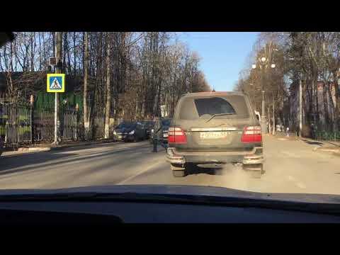 Поездка в Новое Пушкино, по Пушкино.
