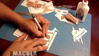 Paper Craft Tutorial (Deer)