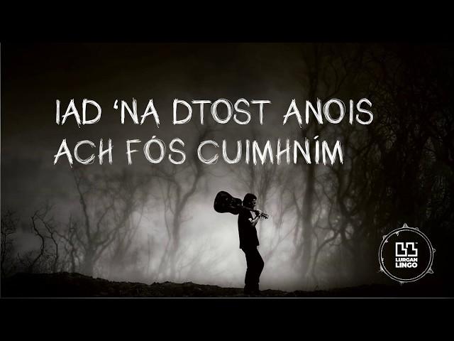 Fonn Na Saoirse - Sound Of Silence (as Gaeilge)