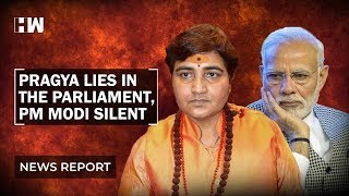 PM Modi It is time to take action against Pragya Thakur