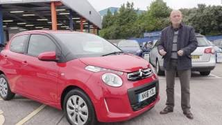Citroen C1 Road Test смотреть