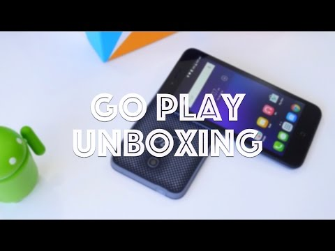 Alcatel GO Play unboxing - A waterproof $200 phone