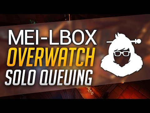 matchmaking in overwatch