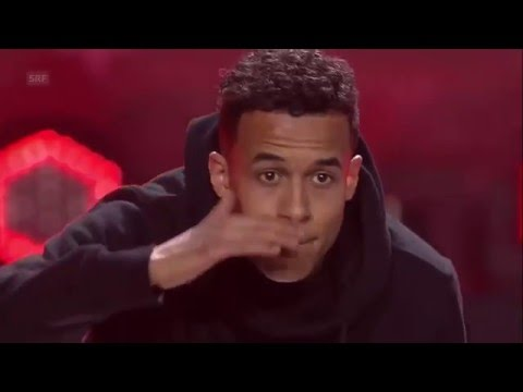 INCREDIBLE Human Beatbox Dance - Danc2Vocal - Switzerland's Got Talent