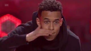 INCREDIBLE Human Beatbox Dance - Danc2Vocal - Switzerland's Got Talent