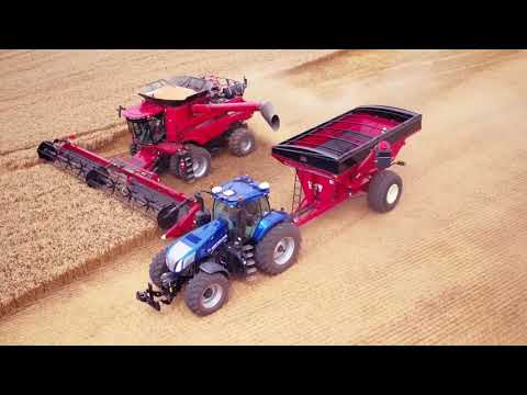 Driverless Tractor   Industrial Autonomous Tractor   Automation in Farming   Farmers Reap Benefits
