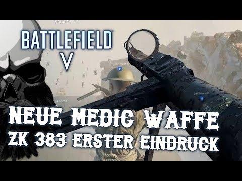 Die neue Medic Waffe - Ersteindruck - ZK383 - Battlefield V - PC BFV Live Gameplay by EddieRhymers thumbnail