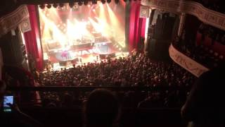 Biffy Clyro - Toys, Toys, Toys, Choke, Toys, Toys, Toys (Warchild London Shepherds Bush, 20/02/17)