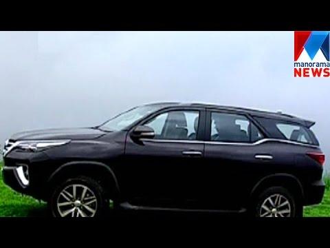 Toyota's all new SUV hits Market   | Manorama News