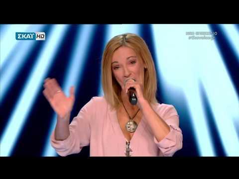 The Voice Of Greece 15-11-2017 ~ Νίκη Μιλιαρά