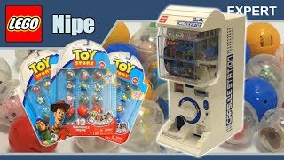レゴでリアルなガチャガチャ作ってみた!カプセルステーション Nipe LEGO Capsule Toy Vending Machine カプセルトイ 検索動画 22