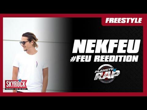 Nekfeu, Dooms, Alpha Wann, S-Crew & Eff Gee en freestyle #PlanèteRap