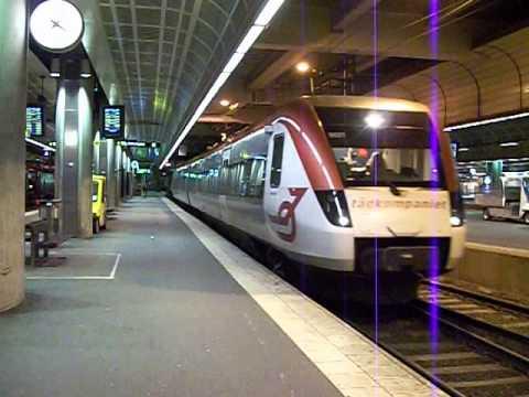 tåg till stockholm central