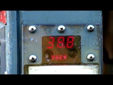EOT! CP 8806 at Bala (23OCT2011)