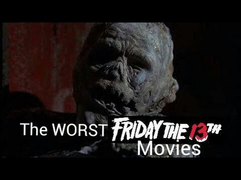 Download Top 5 WORST Friday The 13th Movies