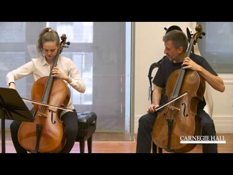 Berliner Philharmoniker Cello Master Class: Beethoven, Symph